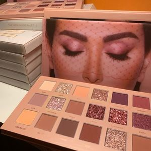 7 X Huda Beauty The New Nude Palette for Patricia